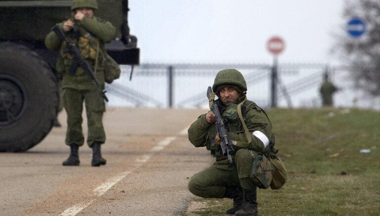 Okupācijas hronoloģija: Kā zaļie cilvēciņi nozaga Krimu