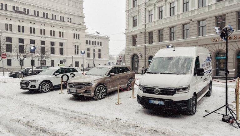 'Audi' un VW izplatītājs turpina izaugsmi Baltijā ar pērn 12 tūkstošiem pārdotu auto