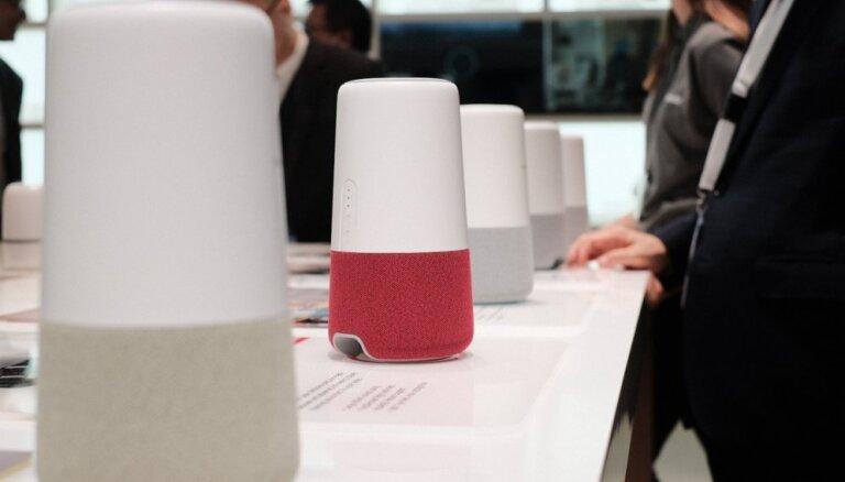 'Delfi' no Berlīnes: Arī 'Huawei' piedāvās gudro skaļruni