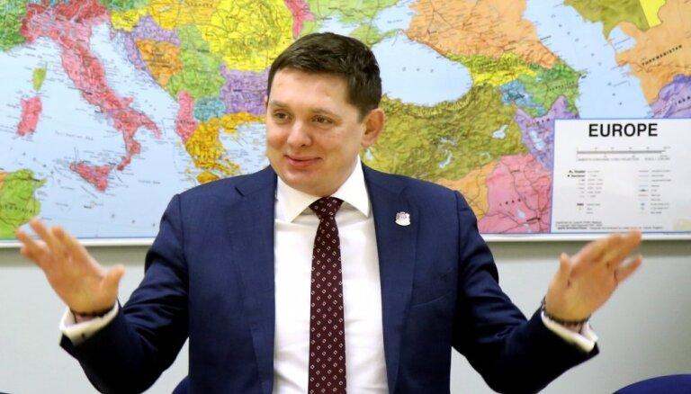Kaimiņš saglabā 'KPV LV' Saeimas frakcijas priekšsēdētāja biedra amatu