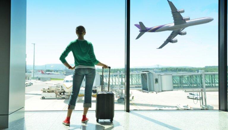 Из Риги отменены многие рейсы Lufthansa: список всех проблемных рейсов