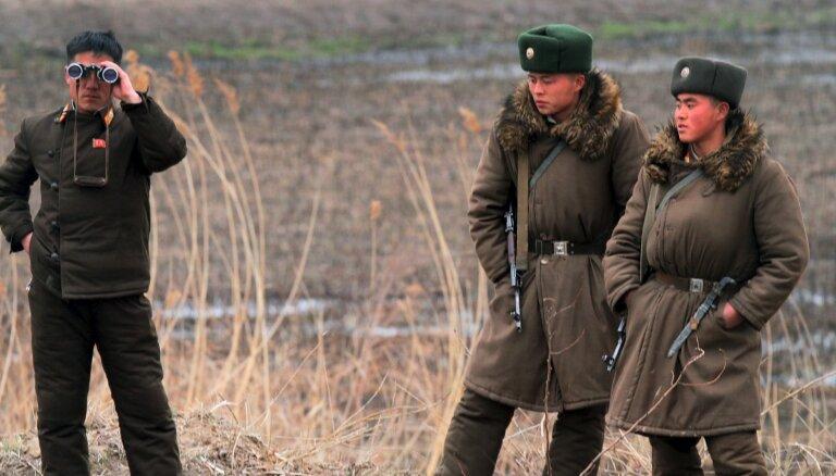 Identificētas simtiem Ziemeļkorejas publisko nāvessodu vietas