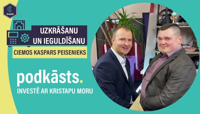 Portfeļu pārvaldnieks Kaspars Peisenieks par uzkrāšanu un ieguldīšanu