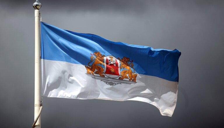 Режиссер Виестур Кайриш придумал новый лозунг для кандидата в мэры Риги