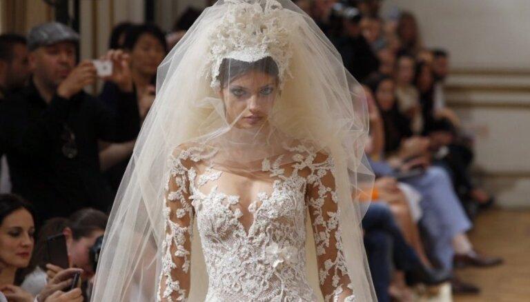 Коллекции Haute Couture в Париже: шик от Zuhair Murad
