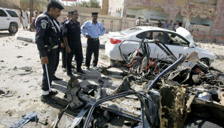 Bin Ladena vietnieks aicina uz organizētu pretestību 'krustnešiem'