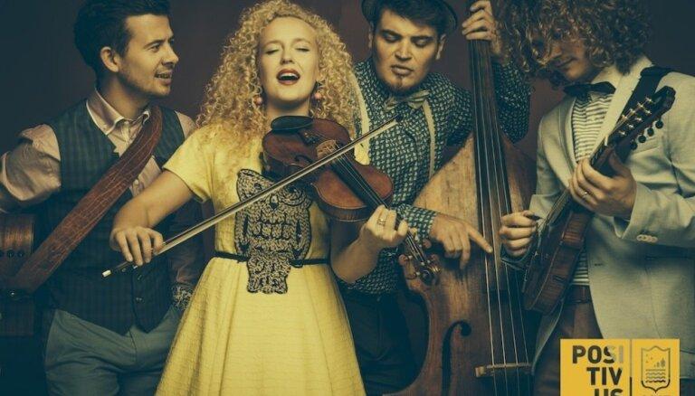 'Positivus' festivāla uzstāsies grupas, kas pierādījušas sevi Tallinas Mūzikas nedēļā