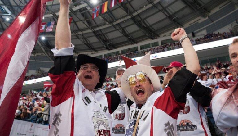 Зрители смогут посещать матчи чемпионата мира по хоккею с 1 июня
