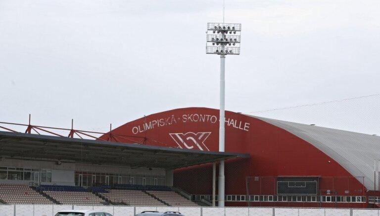 В Риге состоялся футбольный матч с участием латвийских легенд ЕВРО-2004