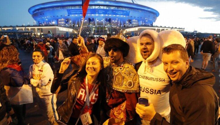 Западные СМИ: Русская душа непостижима— даже в футболе!