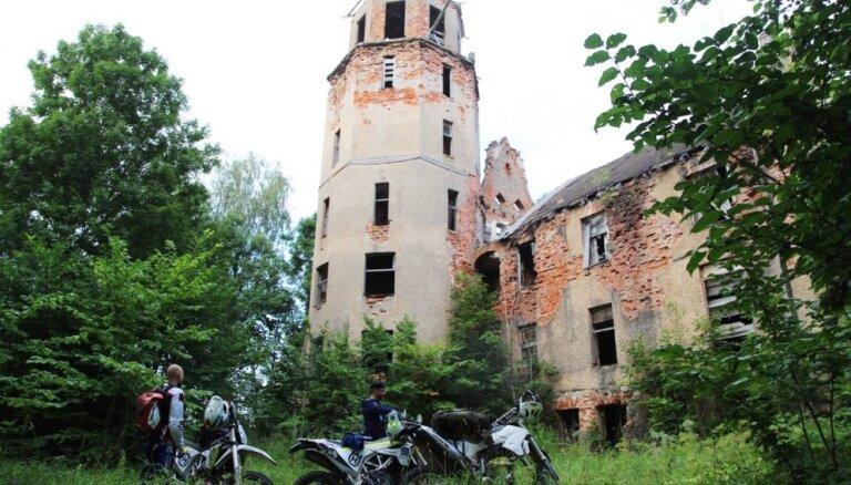 Atklājam Latviju no jauna: pierobežas ūdenskritumi, alas un senās pilsdrupas