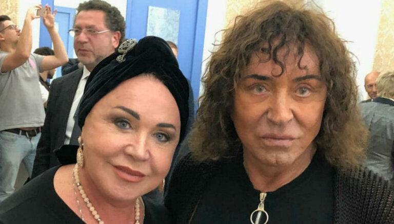 Fanus pārbiedē Valērija Ļeontjeva izskats