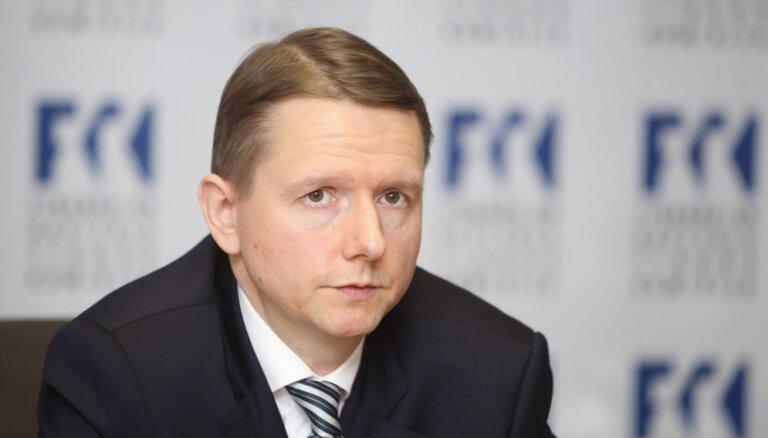 Глава FKTK Путниньш: на латвийском рынке слишком много банков