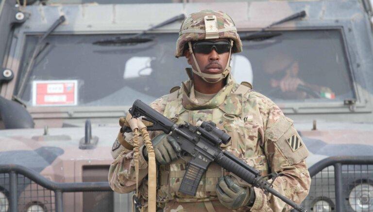 Ja informācija par krievu 'asinsnaudu' talibiem apstiprināsies, Pentagons sola rīkoties