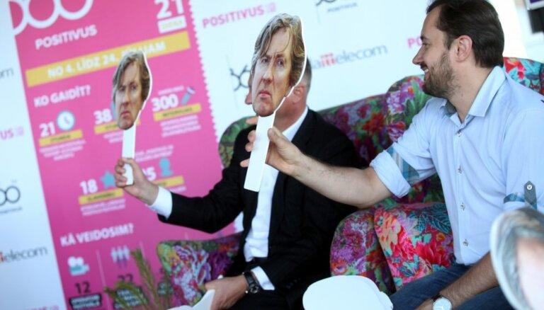 Sāks raidīt '360TV Positivus'; startē jauns šovs ar Fredi