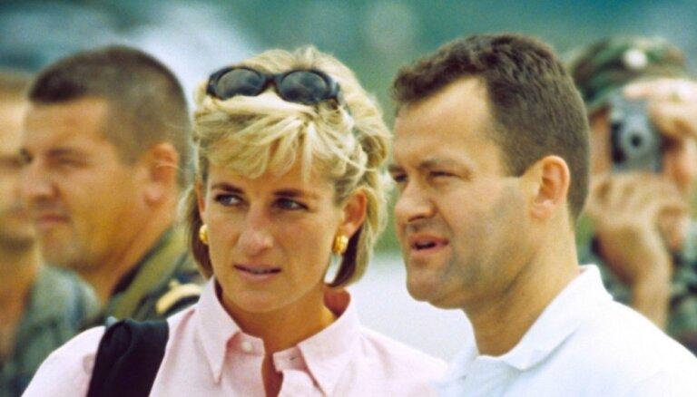 Дворецкий принцессы Дианы предал огласке новые факты о ее браке