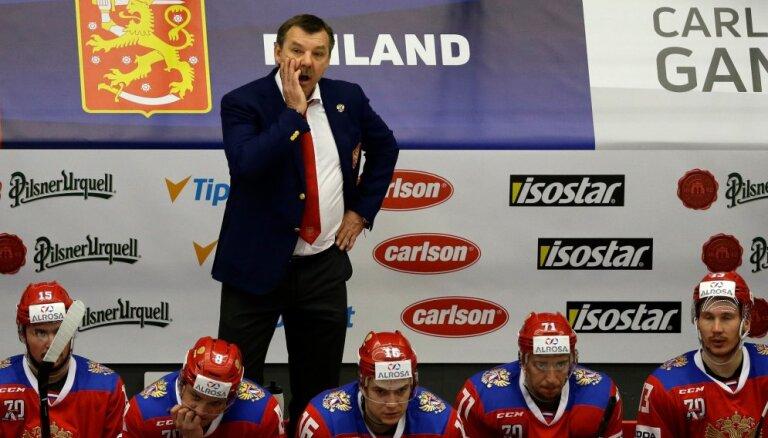 Известен состав сборной России на ЧМ-2017 и капитан