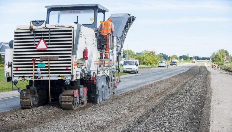 Юрмальское и Видземское шоссе, Павилоста, Гулбене: где на этой неделе будет ограничено движение