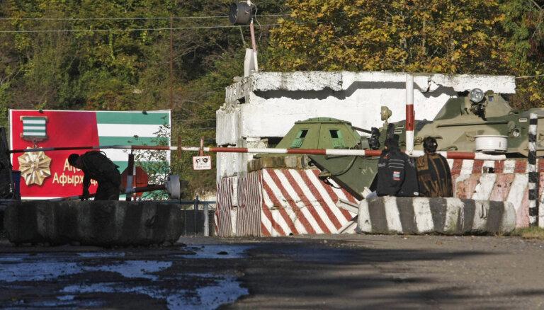 Смертельный маршрут. Жители Абхазии перебираются в Грузию с риском для жизни