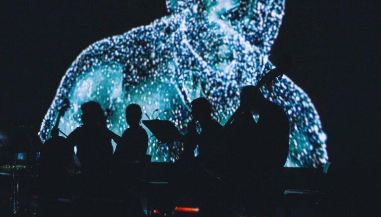 Lielajā ģildē atskaņos klasisko mūziku tumsā ar 3D multimediju elementiem