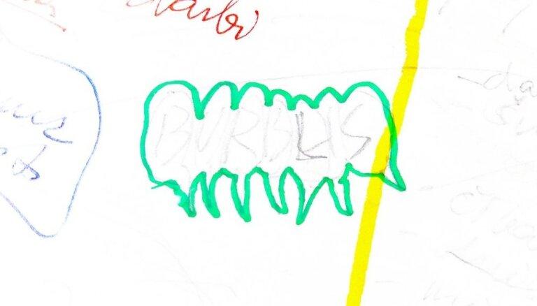 Atklās Ilzes Aulmanes izstādi 'Burblis'