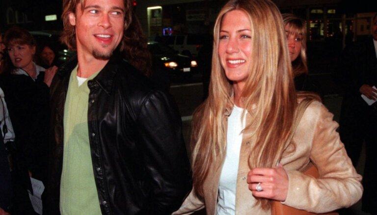 Дженнифер Энистон отказывала Брэду Питту в сексе девять месяцев