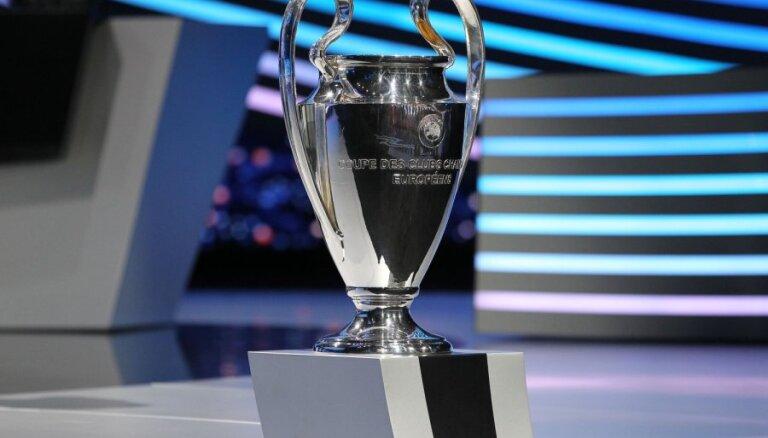Ar diviem aizraujošiem dueļiem sākas UEFA Čempionu līgas 'play off' cīņas