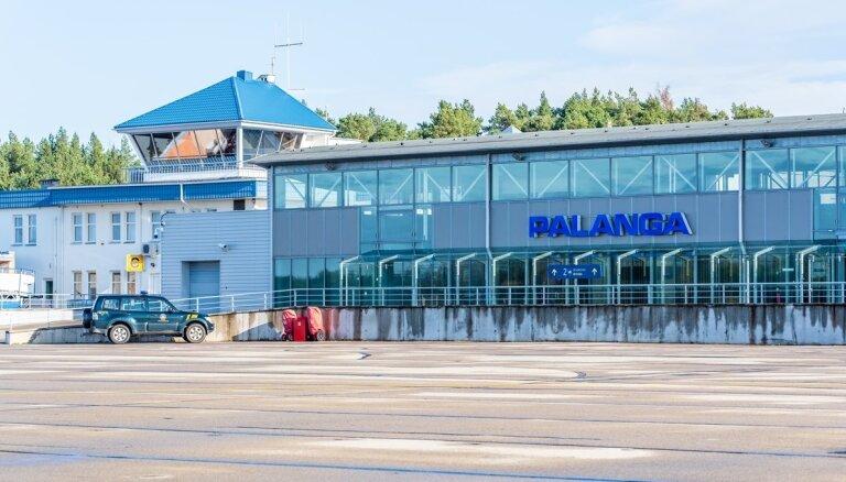 Latvijas būvuzņēmums rekonstruēs Palangas lidostas skrejceļu