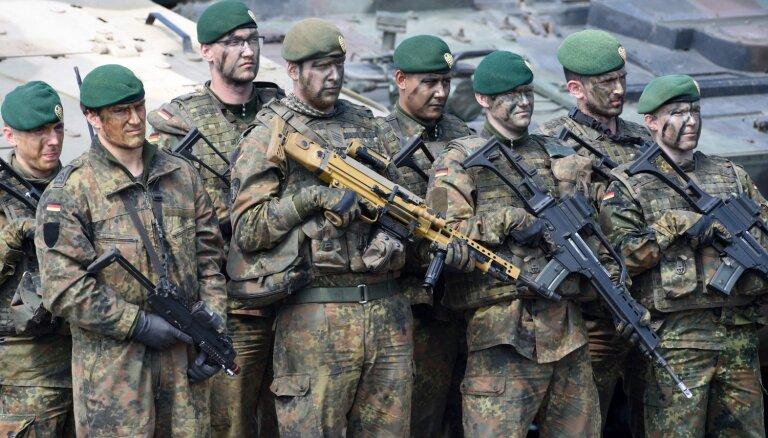 Немецкий спецназ KSK расформируют? В элиту бундесвера попали неонацисты