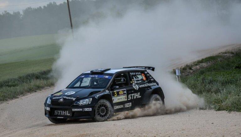Nākamgad 'Rally Liepāja' būs vērienīgāks ar maršrutu no Talsiem līdz Liepājai