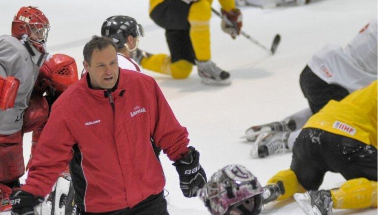 Irbe pievienojas Bufalo 'Sabres' treneru kolektīvam