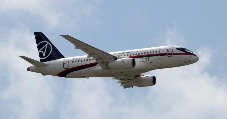 airBaltiс: закупка самолётов Sukhoi политически чувствительна, но экономически выгодна