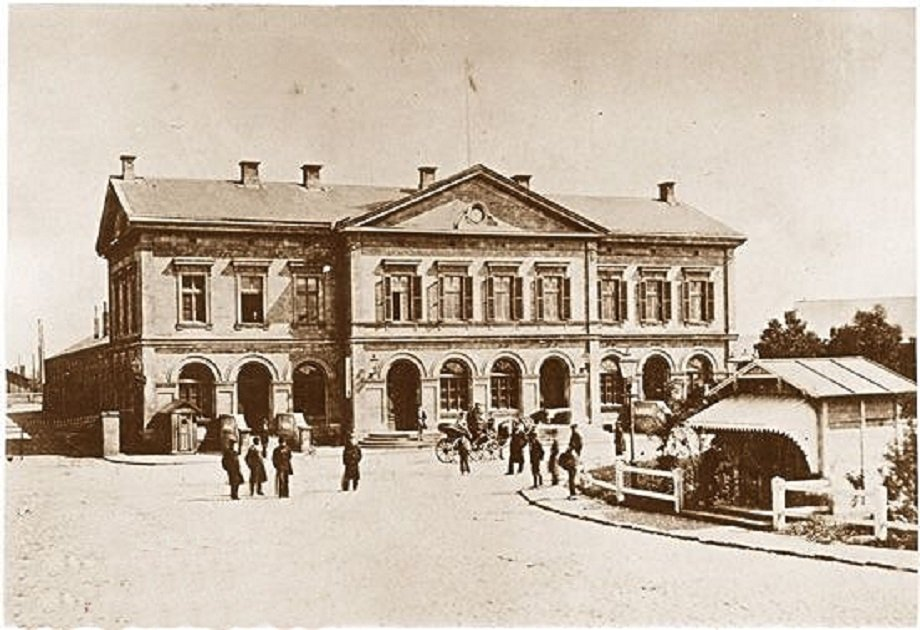 Рижский центральный вокзал: более 150 лет истории в фотографиях