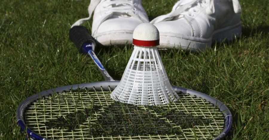 essay on my best sport badminton Badminton is a racquet sport played by either two opposing players (singles) or two opposing pairs (doubles), who take positions on opposite halves of a rectangular court that is divided by a net.