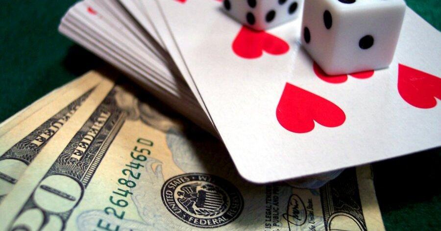 Вот так надо играть в покер