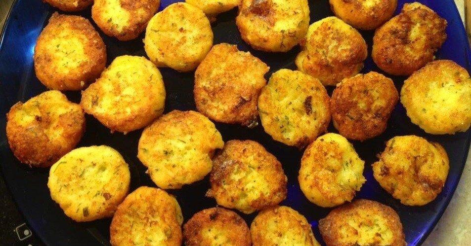 Как сделать оладьи для картошку
