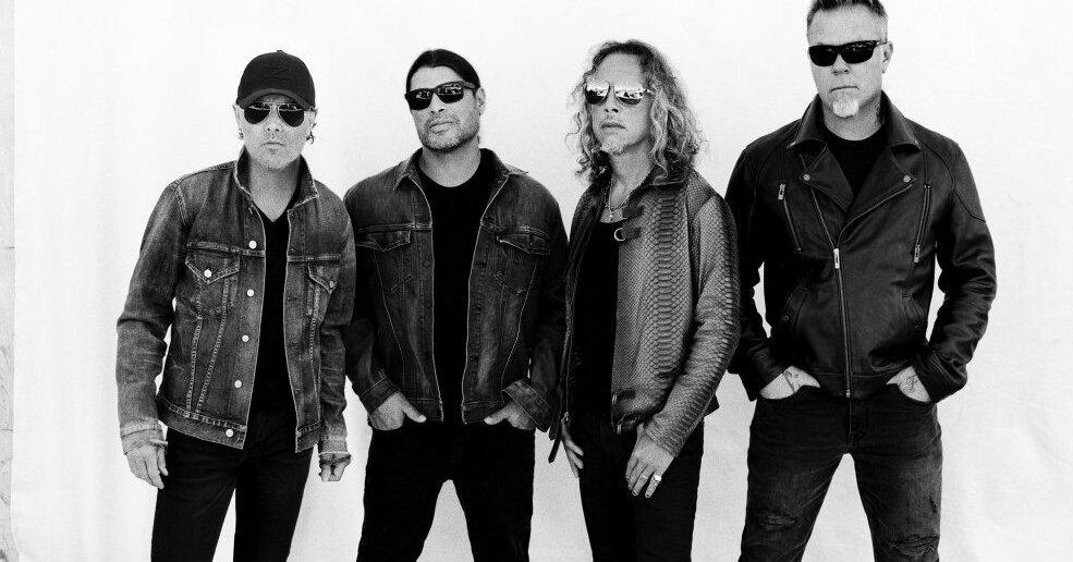 """Metallica исполнила """"Группу крови"""" на русском языке в Лужниках"""