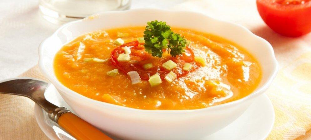 recept vegetarische soep