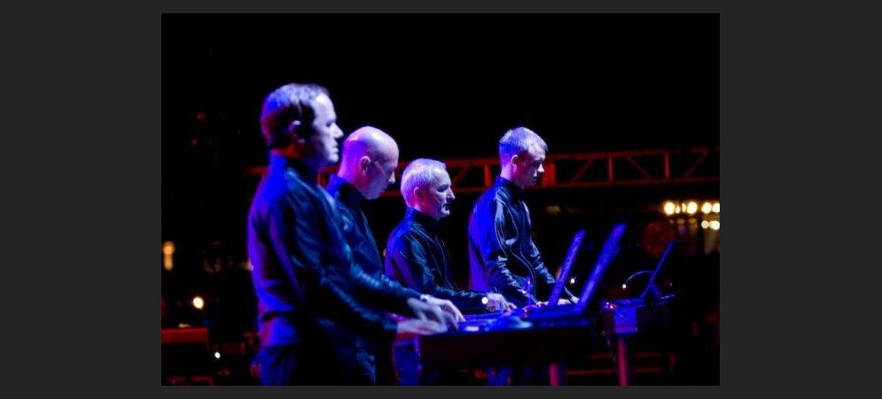 Kraftwerk 2018 новый альбом
