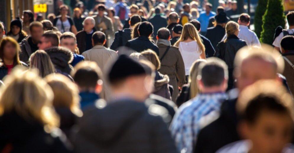 В результате эмиграции заметно сократилось население Восточной Европы