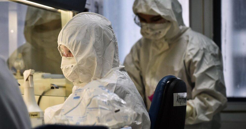 Более 4,7 тысяч человек заразились коронавирусом в России