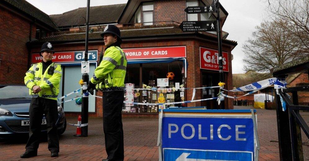 Daily Mail: следователи показали свидетелям фото возможного подозреваемого в отравлении Скрипалей