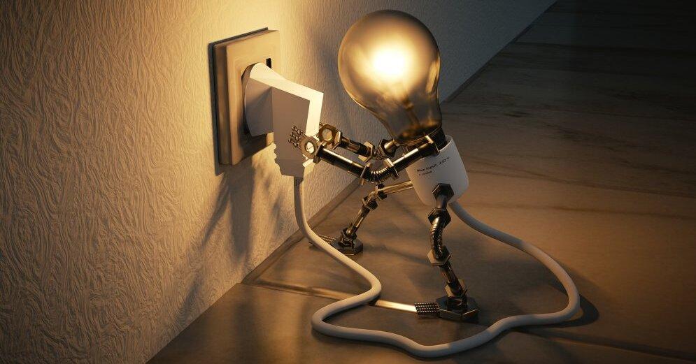 В странах Балтии опять подорожала электроэнергия