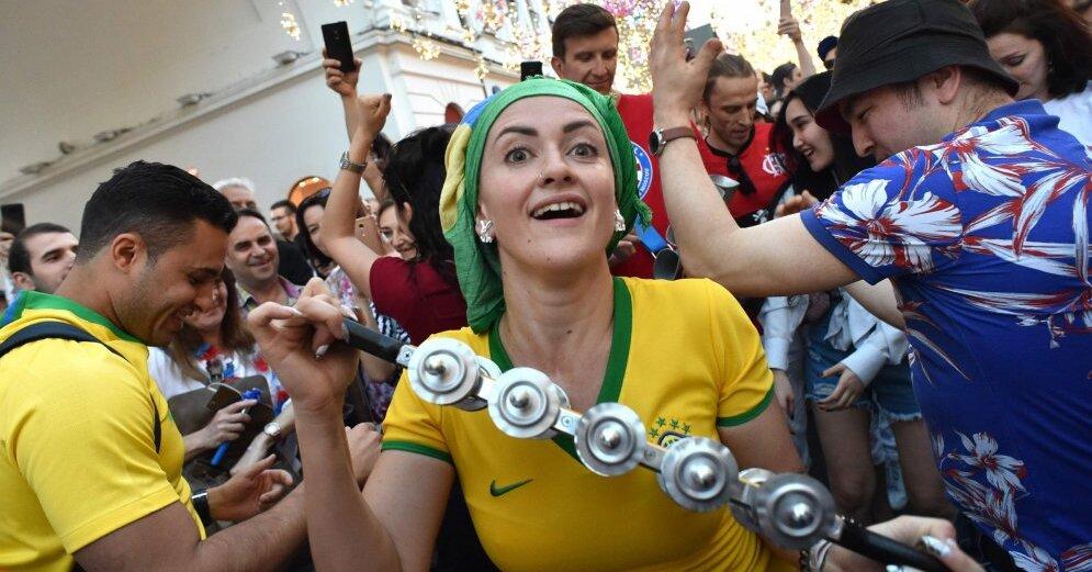 ЧМ-2018. День 4: Бразилия и Германия начинают турнир