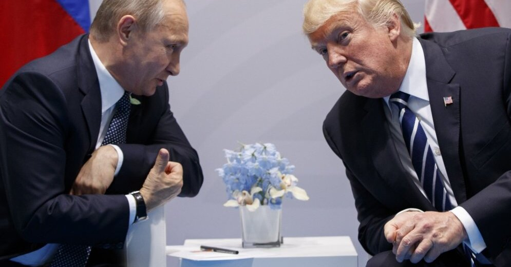 "Лавров пошутил о ""четвёртой"" встрече Путина и Трампа на саммите G20"