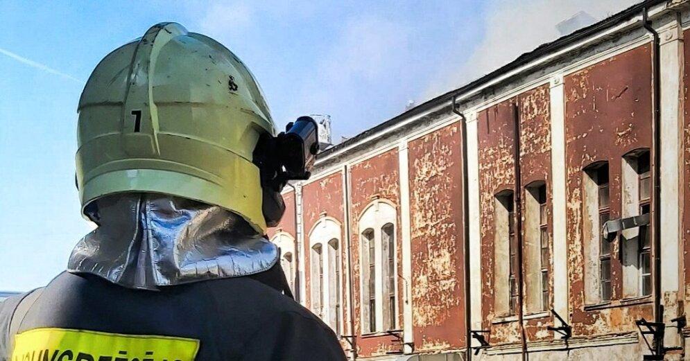 Вчера в пожарах в Латгалии пострадали 4 человека