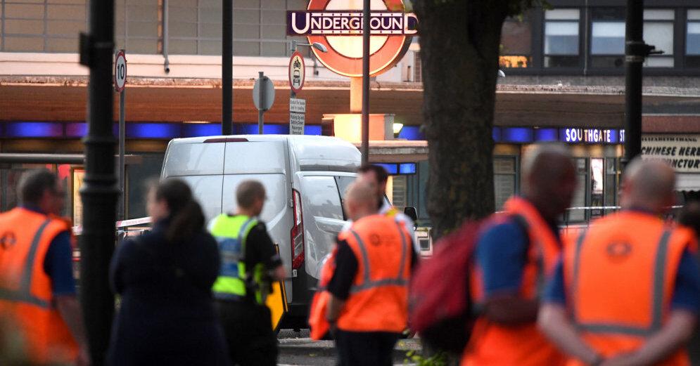 """Полиция Лондона сообщила о """"небольшом"""" взрыве в метро"""