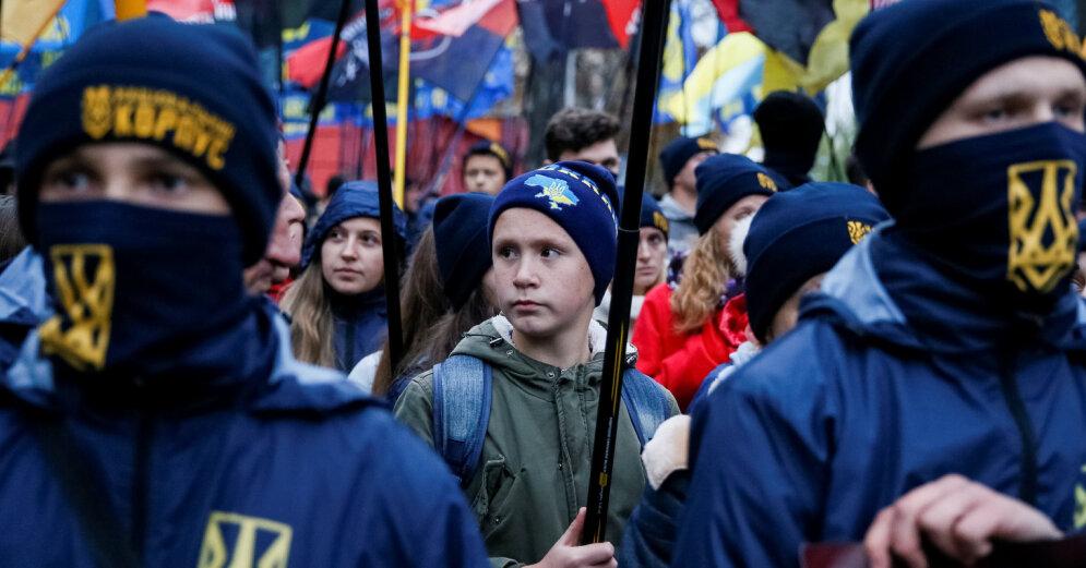 Как члены Нацобъединения подружились с украинскими ультраправымиRe:Baltica
