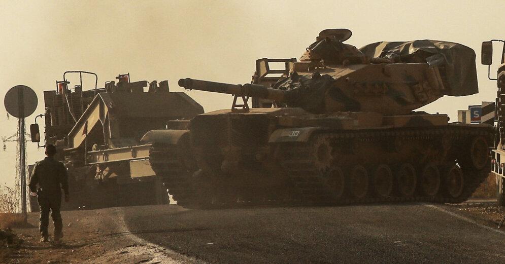 Европа вводит эмбарго на поставки оружия Анкаре. Станет ли турецкая армия слабее?