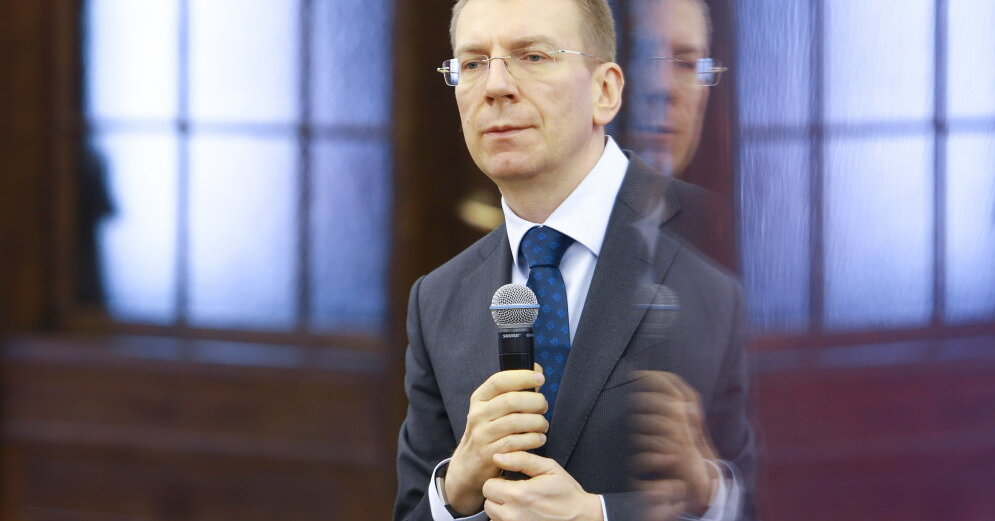 Ринкевич в Вашингтоне: Латвия хочет, чтобы армия США осталась у нас на постоянной основе